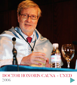 Gianni Vattimo - Doctor honoris causa - Uned 2006